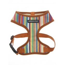 Harnais Urban Pup Henley Striped