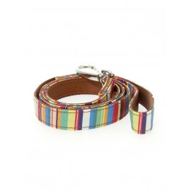Laisse Urban Pup Henley Striped Fabric