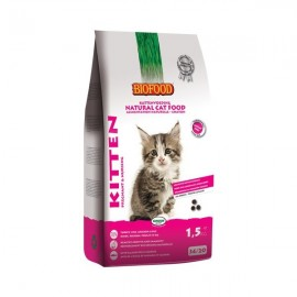 Croquettes 100% naturelles Biofood Chaton