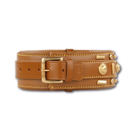 Collier Doxtasy Glorious Tan 60mm