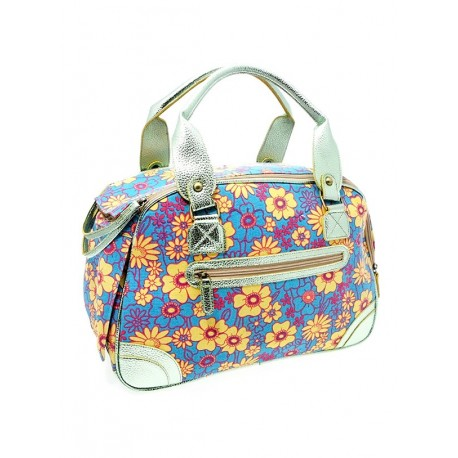 Sac de transport Blue Floral Carrier