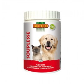 "Herbes ""Souplesse"" pour chien et chat Biofood"