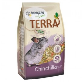 Aliment complet TERRA pour Chinchilla