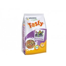 Aliment complet TASTY pour Chinchilla - DESTOCKAGE DLUO ATTEINTE