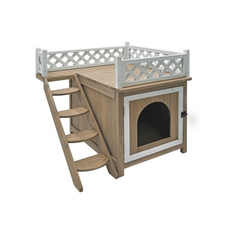 Maison pour chat PENTHOUSE JAVA