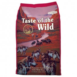Croquettes Taste of the Wild Southwest Canyon Canine au Sanglier Sauvage
