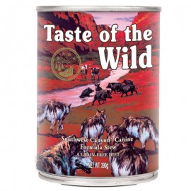 Taste of the Wild Southwest Canyon Canine Ragoût pour chien