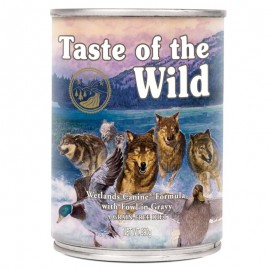 Taste of the Wild Wetlands Canine en Sauce pour chien
