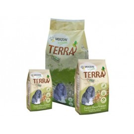 Aliment complet TERRA Junior & Lapin nain - DESTOCKAGE DLUO COURTES