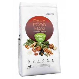 Croquettes chiens grandes races NATURA DIET DAILY FOOD MAXI