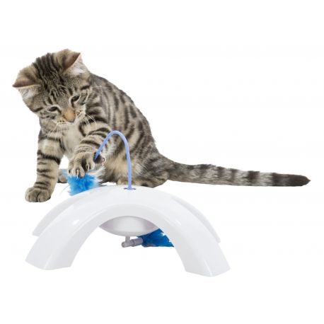 Jeux pour chats Feather Twister