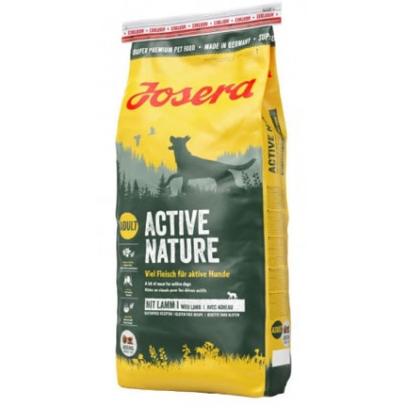 Croquettes JOSERA ACTIVE NATURE