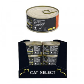 Cat Select Tartare de Veau