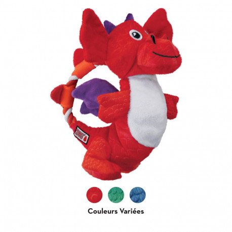 KONG Dragon Knots - Disponible chez Animalerie.Store