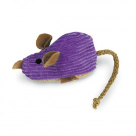KONG Refillables Corduroy Mouse - Disponible chez Animalerie.Store