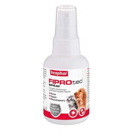 FIPROtec, Beaphar spray antiparasitaire pour chiens et chats