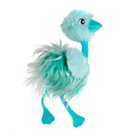 KONG Softies Frizz Bird - Disponible en magasin Animalerie.Store ou site