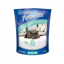 Litière chat sensible Perlinette