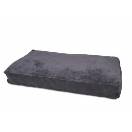 Matelas Zion gris rectangle - Vadigran