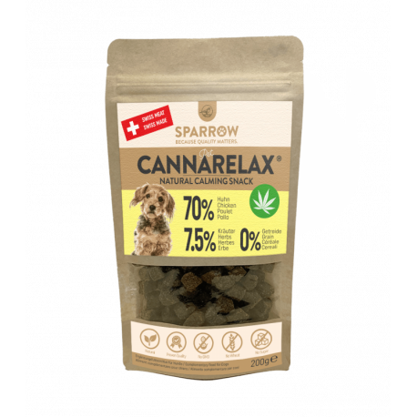 CannaRelax Collations pour Chiens 200g