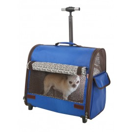 Sac de transport polyvalent muti-usage Blue Travel Carrier